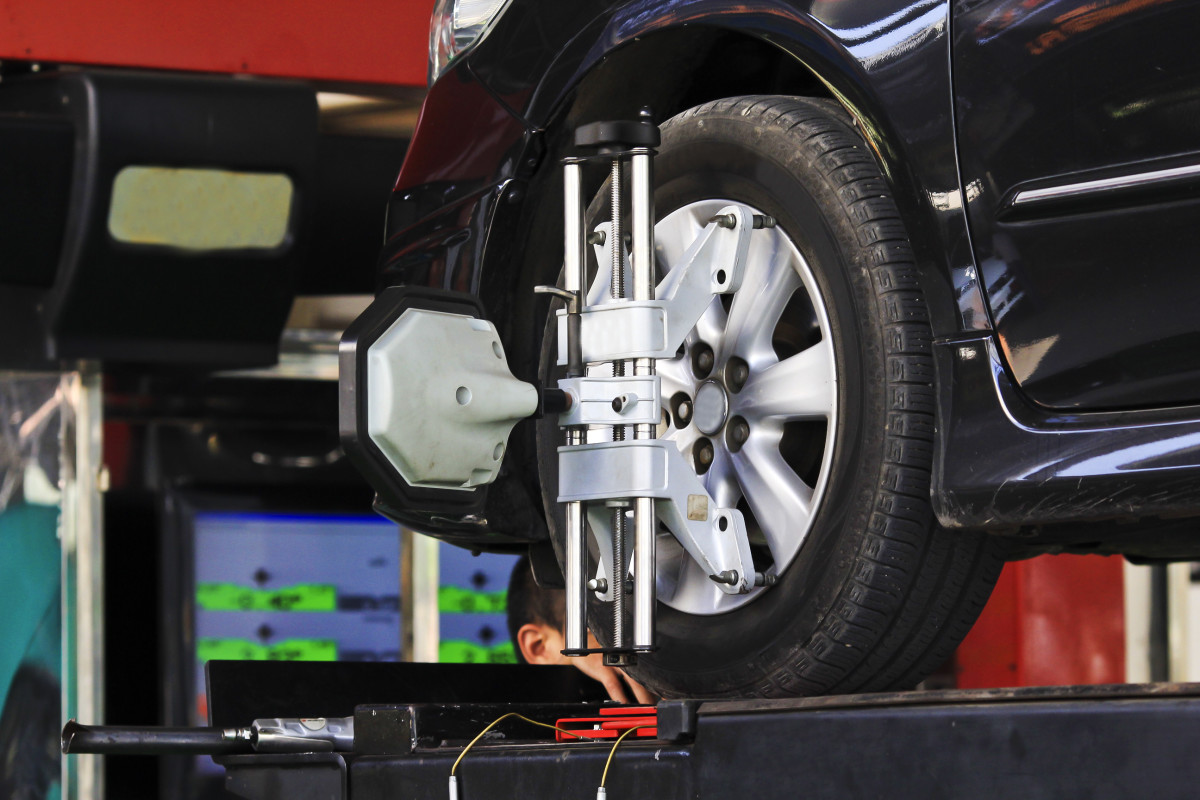 Getting your car aligned annually will help your tires last longer.