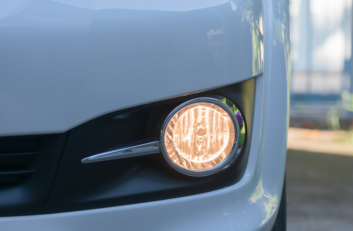 You will need to power your new mounted fog lights through a relay