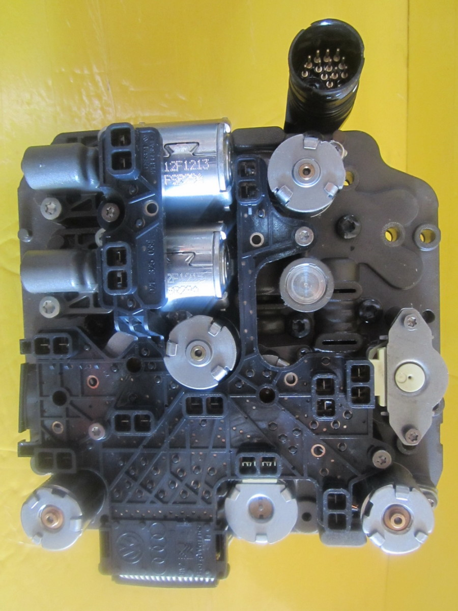 Common Faults in the 6-Speed DSG Automatic Transmission | AxleAddict