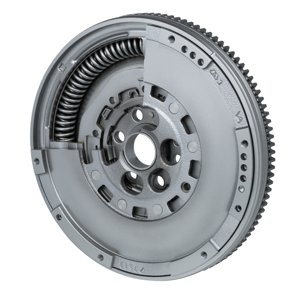 Dual mass flywheels are the source of many juddering problems incorrectly attributed to a DSG transmission.