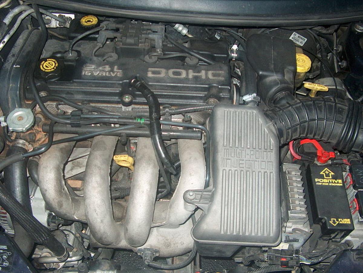 Look for intake gasket leaks as well.