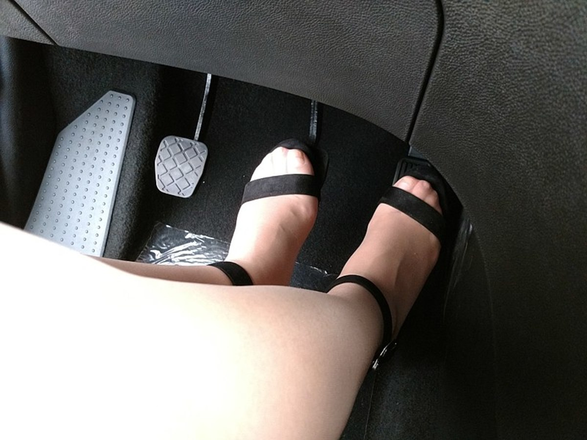 Sometimes, using the accelerator pedal can keep your engine from stalling.