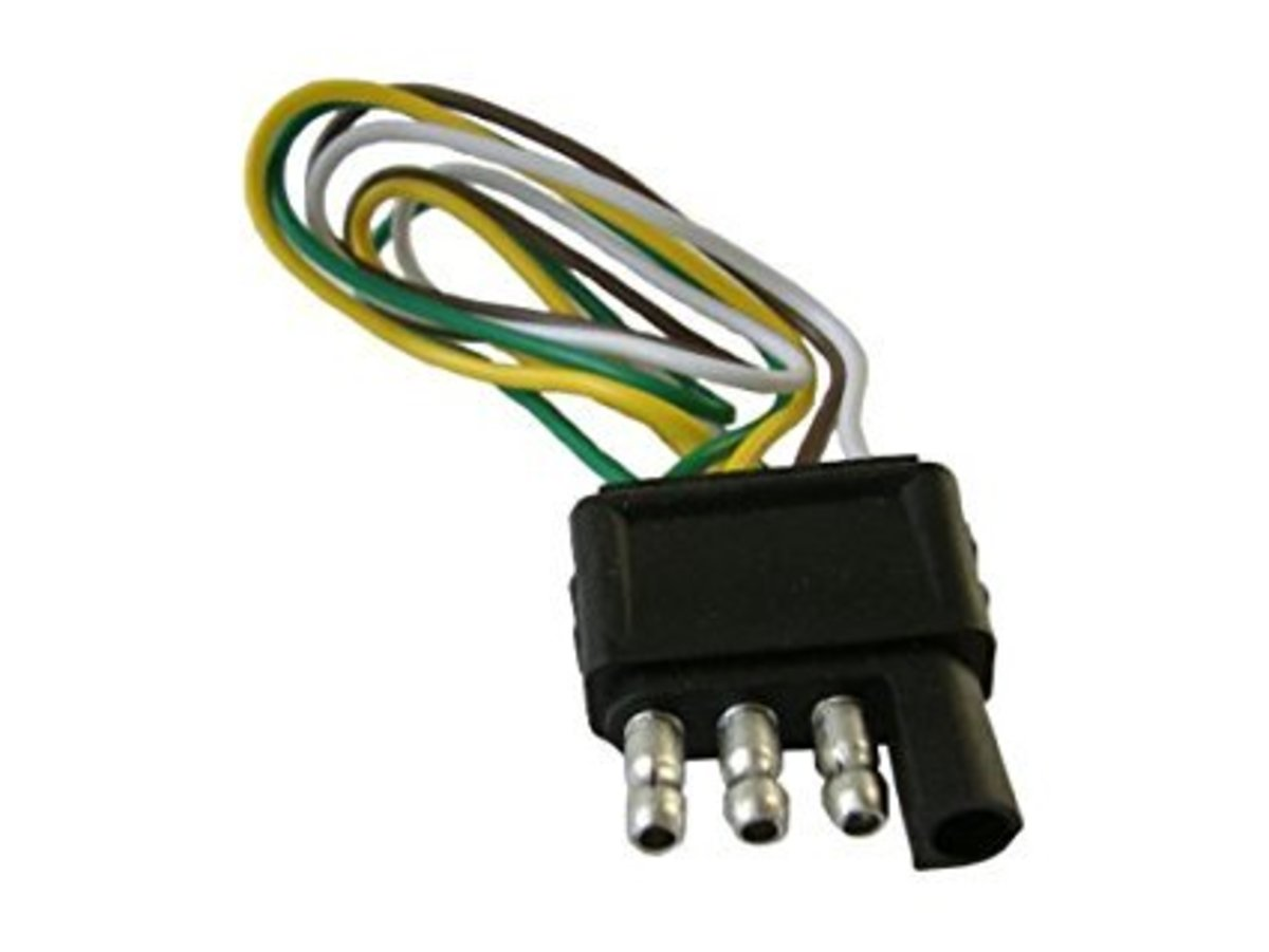 if you're troubleshooting bad wires, the circuit tester helps determine if  the problem exists within the vehicle wiring, or the trailer