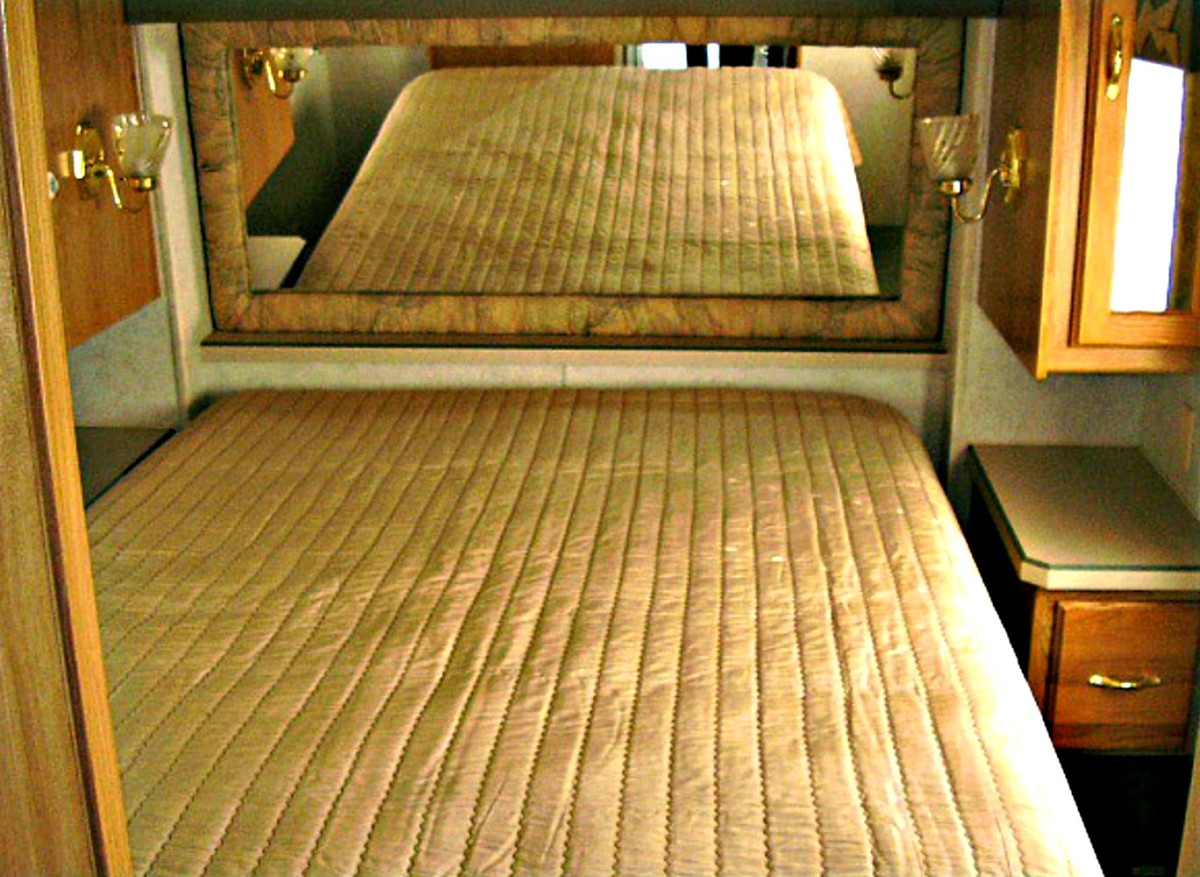 A quality mattress makes a huge difference to RV travel comfort.