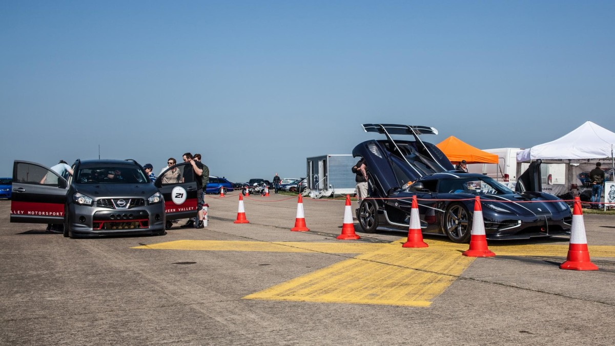 Qashqai with the Agera