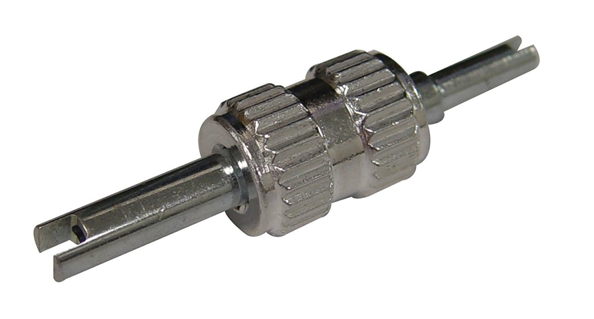 (a) Valve core removal and installation tool