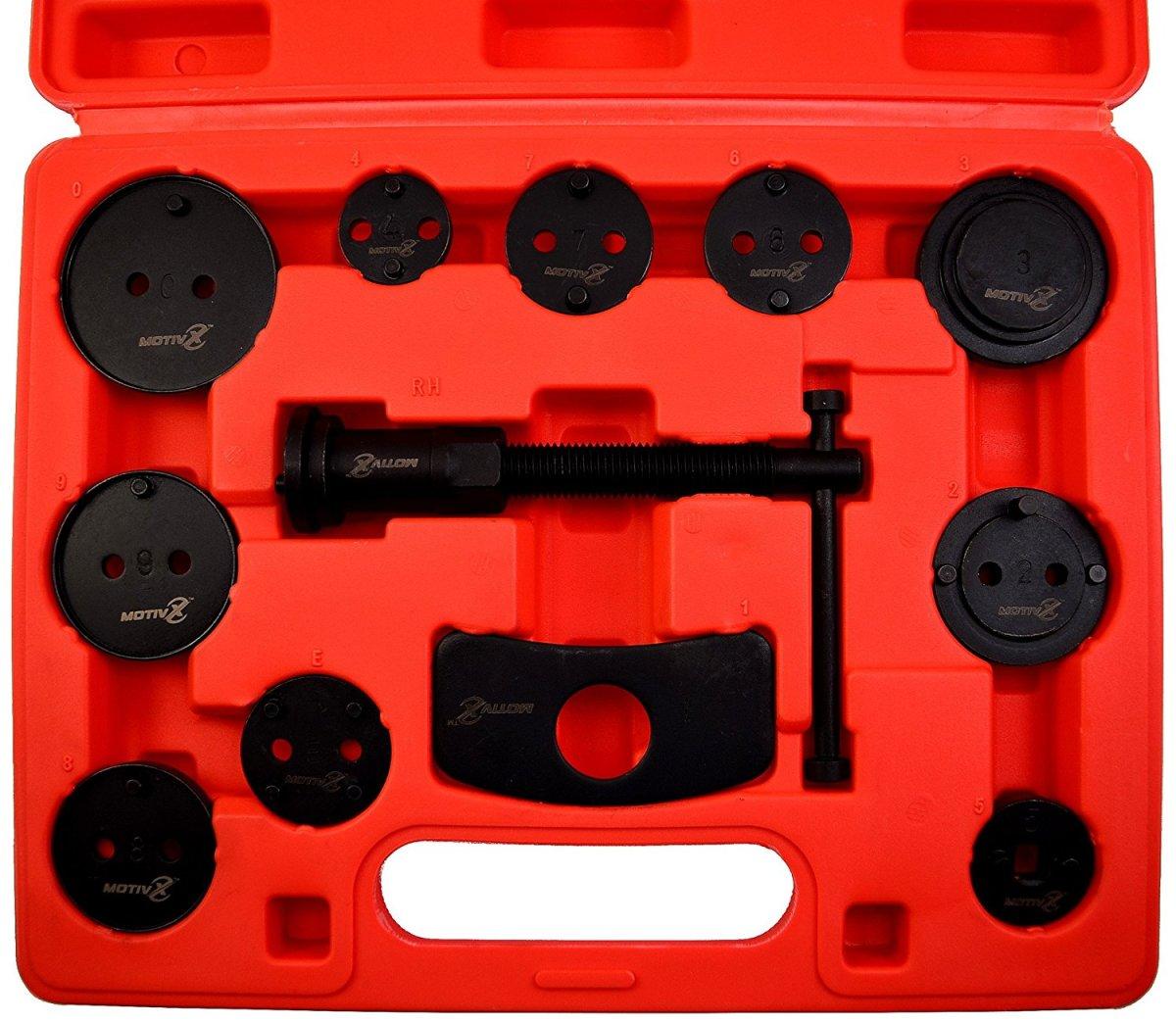 Brake Caliper Piston Compression Tool Set