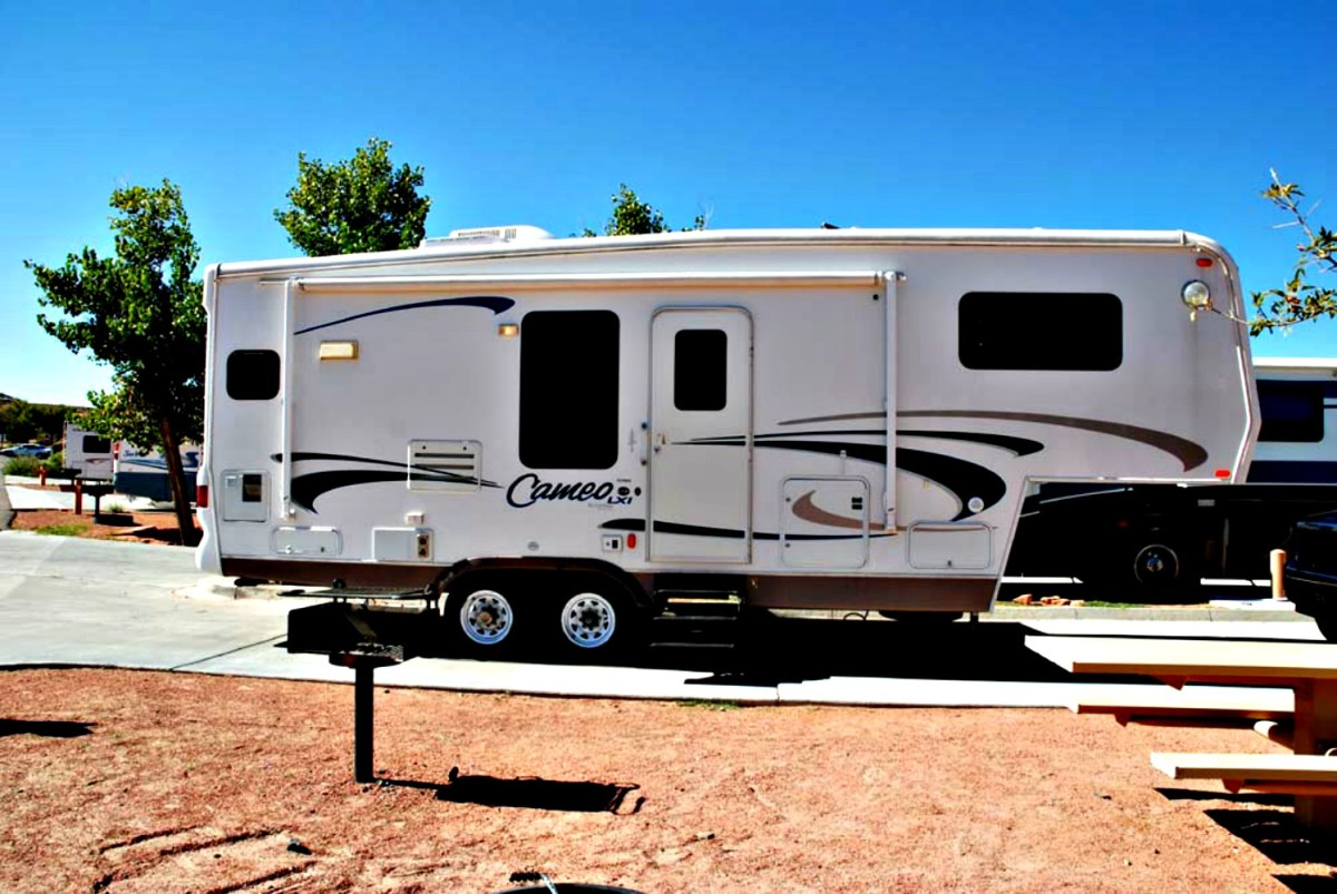How much more are you paying for this RV than it is worth?