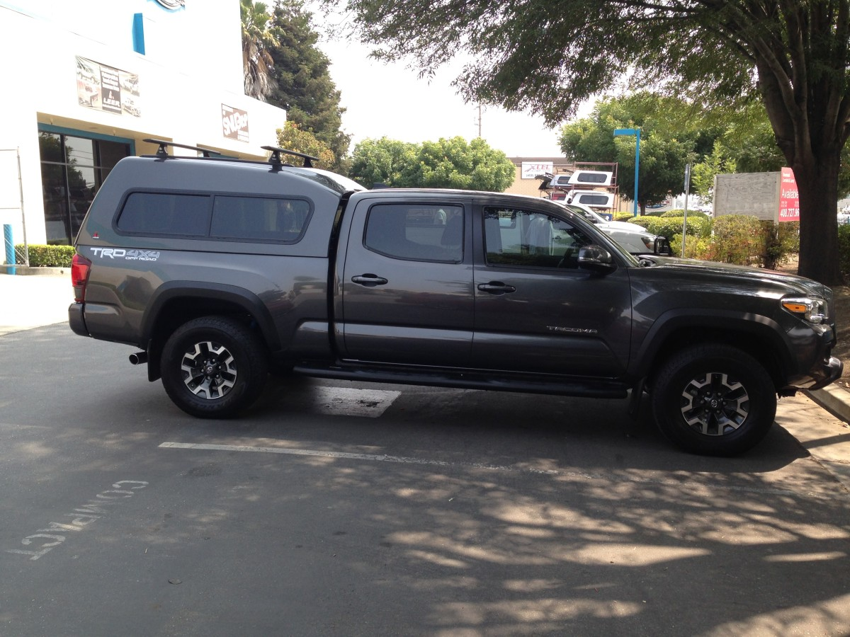 Different Types Of Camper Shells For Toyota Tacomas Axleaddict A Community Of Car Lovers Enthusiasts And Mechanics Sharing Our Auto Advice