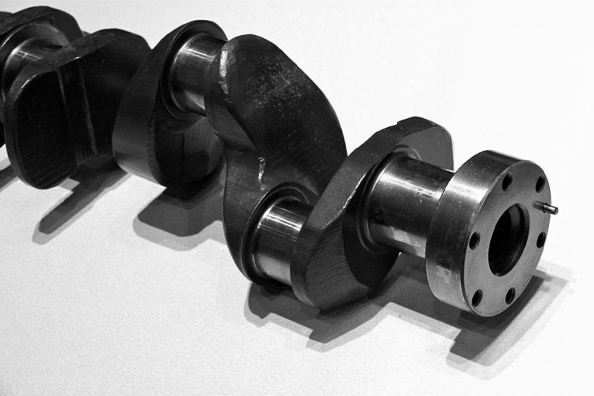 The CKP sensor monitors crankshaft position and engine speed.