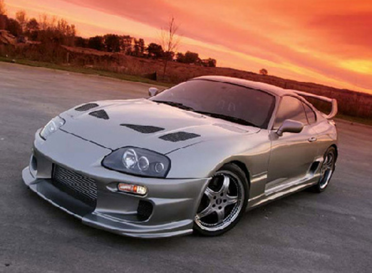 1998 was the last time the US would see a new Supra for a while, so the Mk4 is highly sought after. A good farewell indeed.