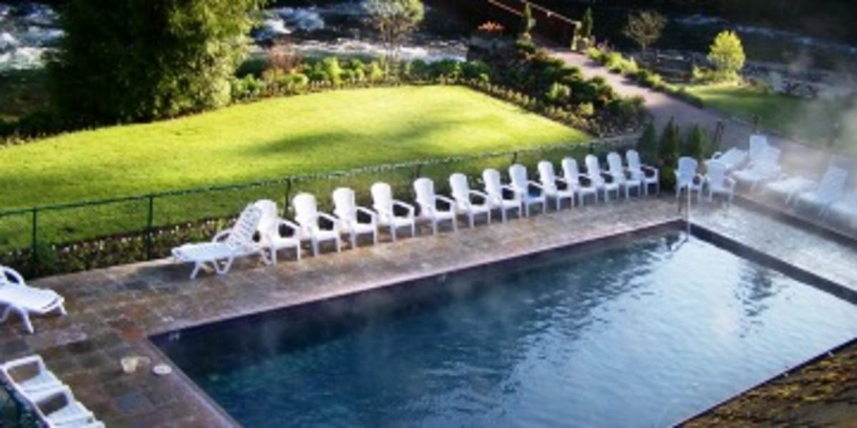 Belknap Hot Springs