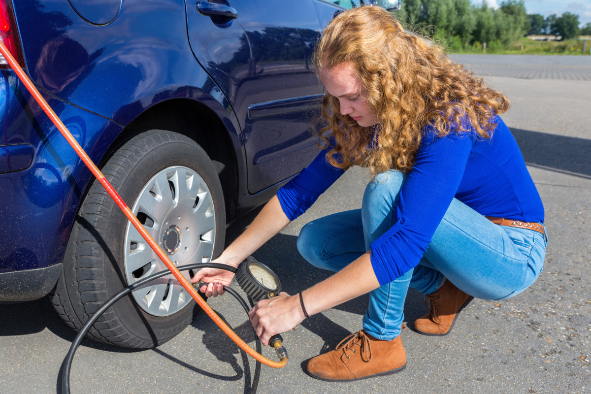 How to Find Free Air for Your Tires