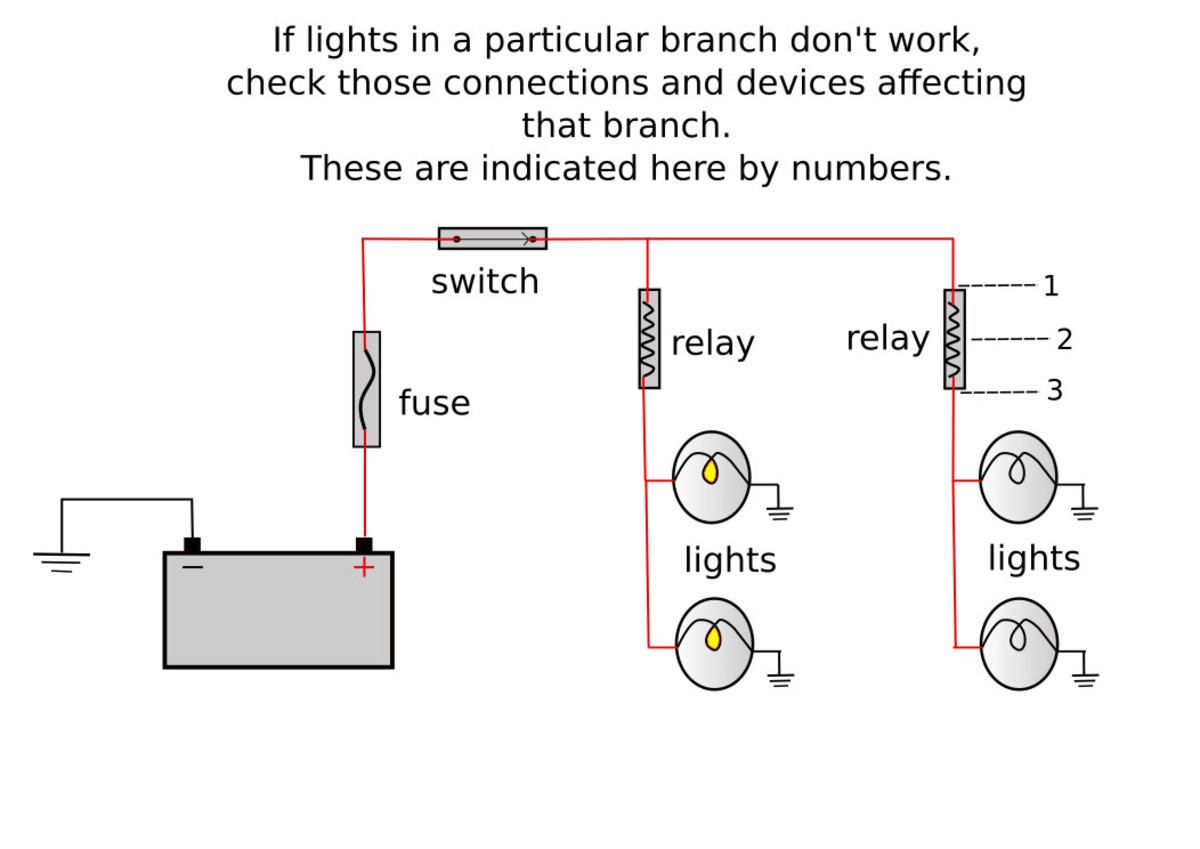 Diagnosing Problems With Your Car U0026 39 S Lights