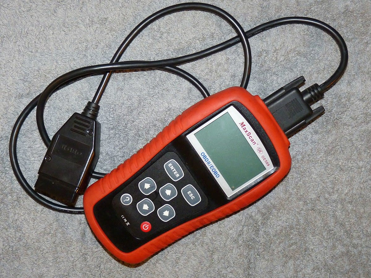 A generic scan tool.