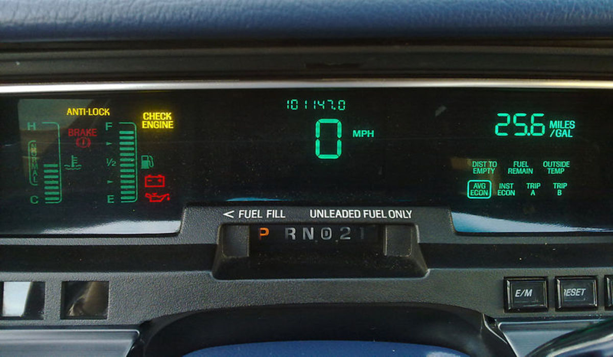 A warning light on your car dashboard can give you a clue to diagnose your engine stalling issue.