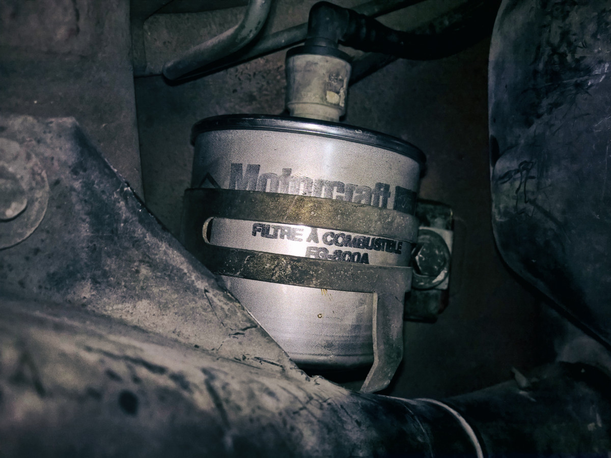 Faults in the fuel system, like a clogged fuel filter or faulty fuel pressure regulator, can decrease fuel volume to the engine and cause stall issues.
