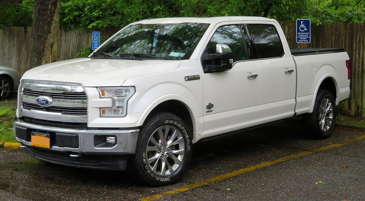 Some Ford F-150 models were reported with reduced engine power issues.