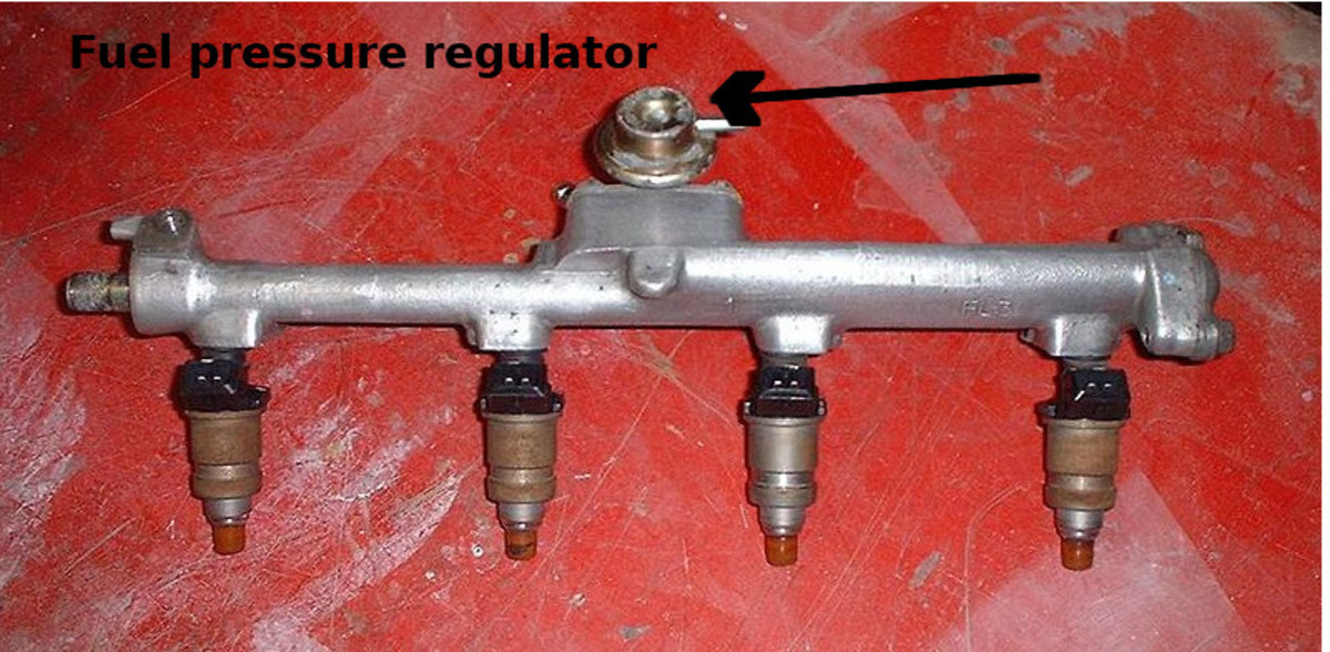 Sometimes, a faulty fuel pressure regulator can prevent a warm engine from starting.
