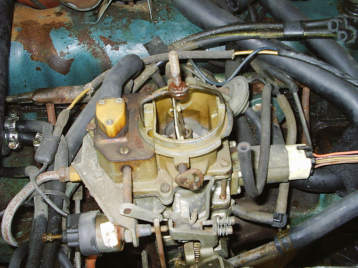 Ambient and engine high temperatures can transfer to the mechanical fuel pump, carburetor and fuel lines, creating vapor lock.