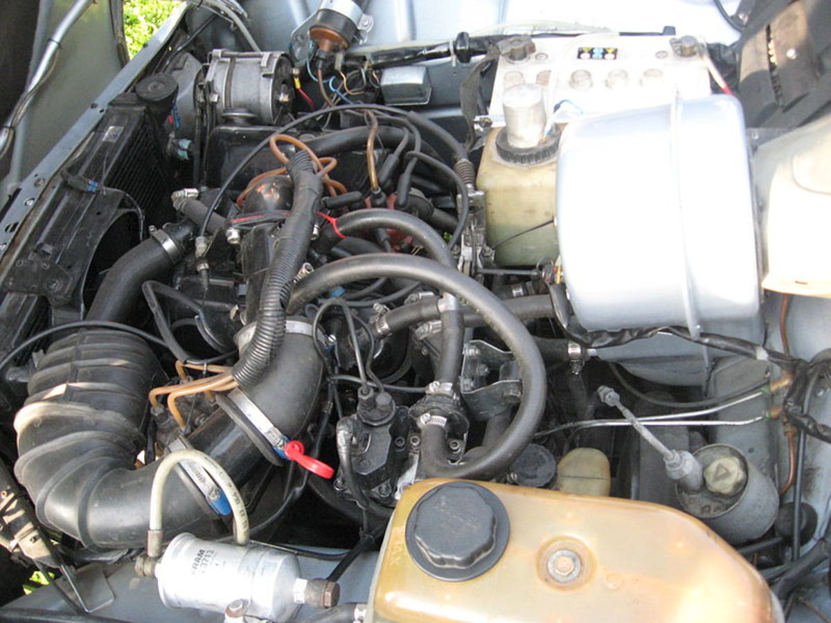 Worn spark plugs, and faulty ignition module and sensors can interfere with the ignition system in an Electronic Fuel Injection system.