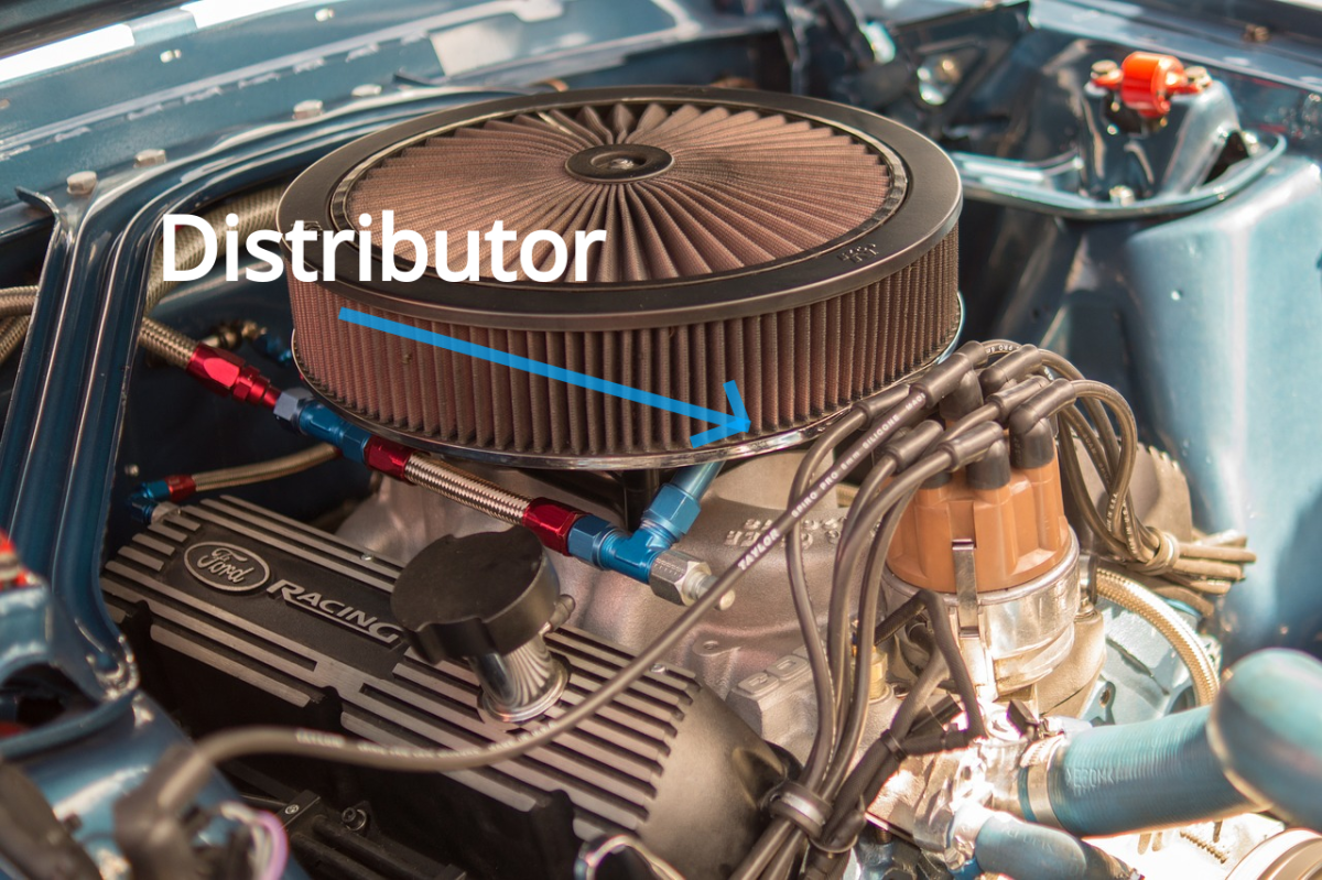 A faulty rotor or distributor cap can prevent spark ignition.