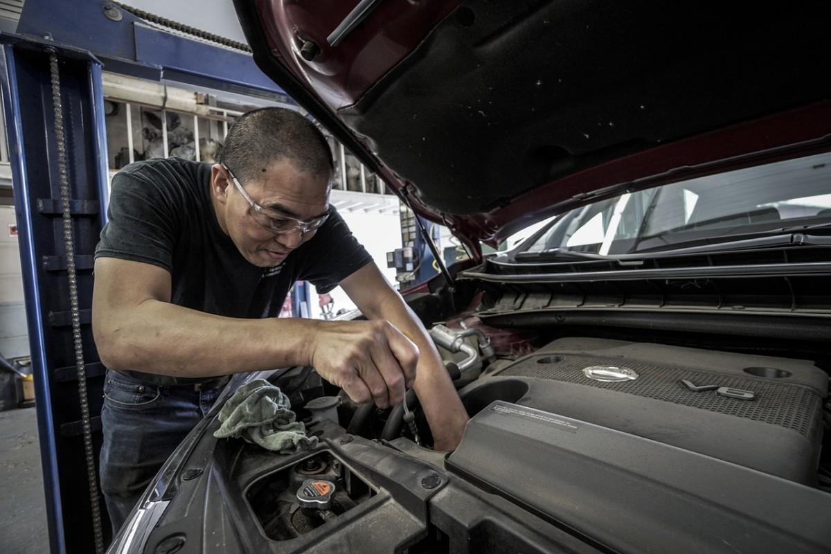 Diagnosing a faulty ignition system is a straightforward procedure sometimes.
