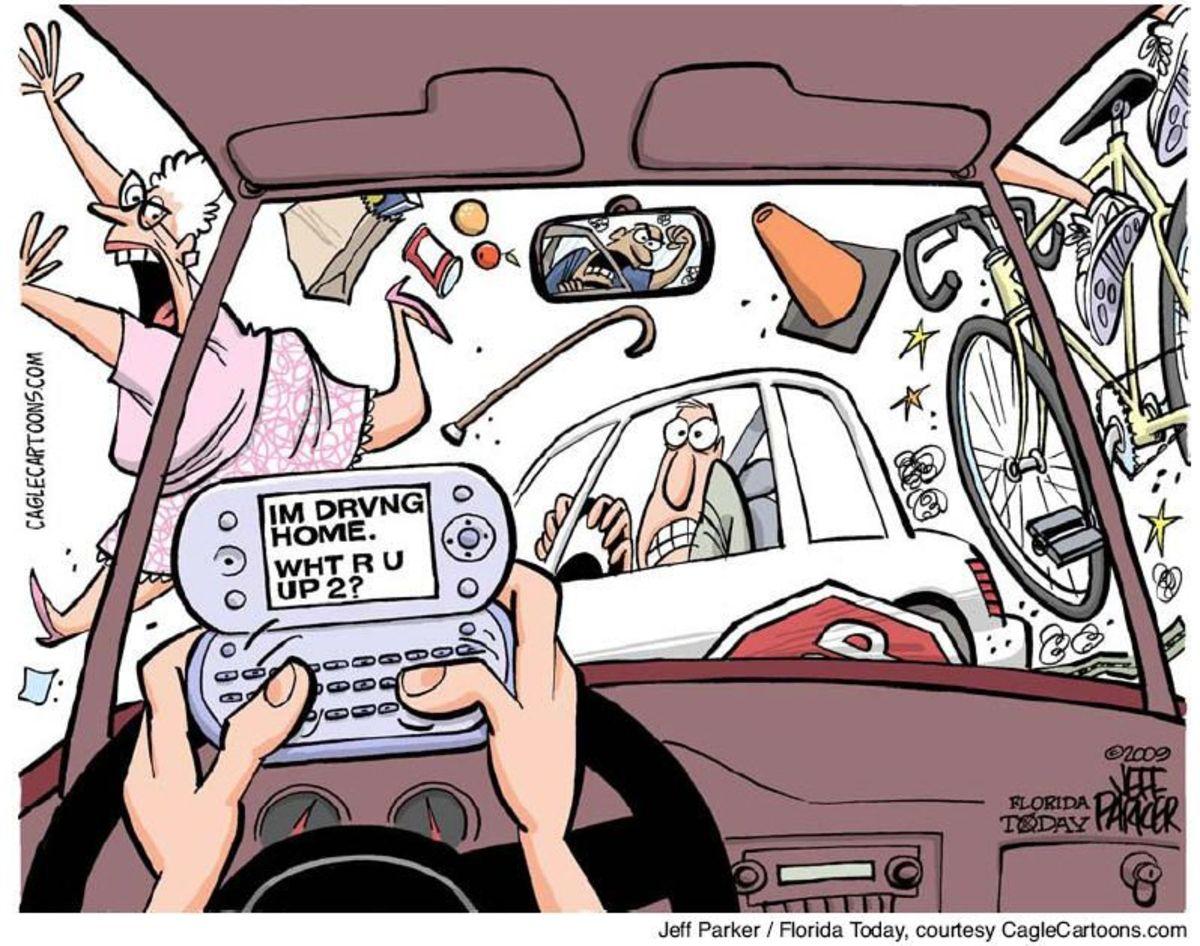 inattentive-driving