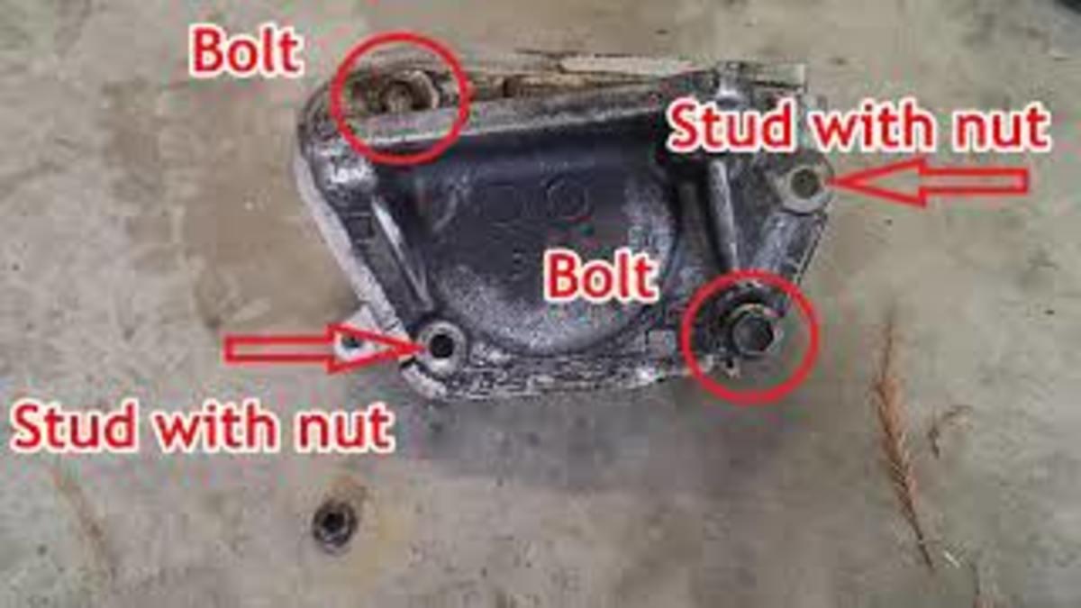 1MZ-FE V6 side motor mount