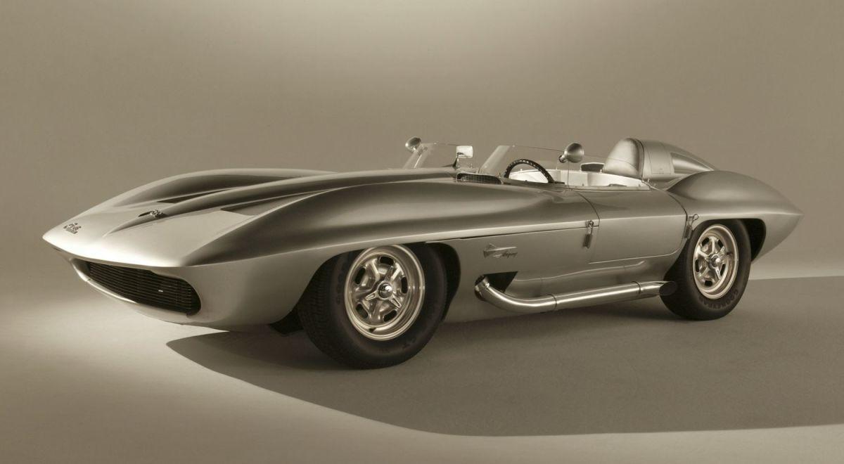 1959 Corvette Stingray - prototype
