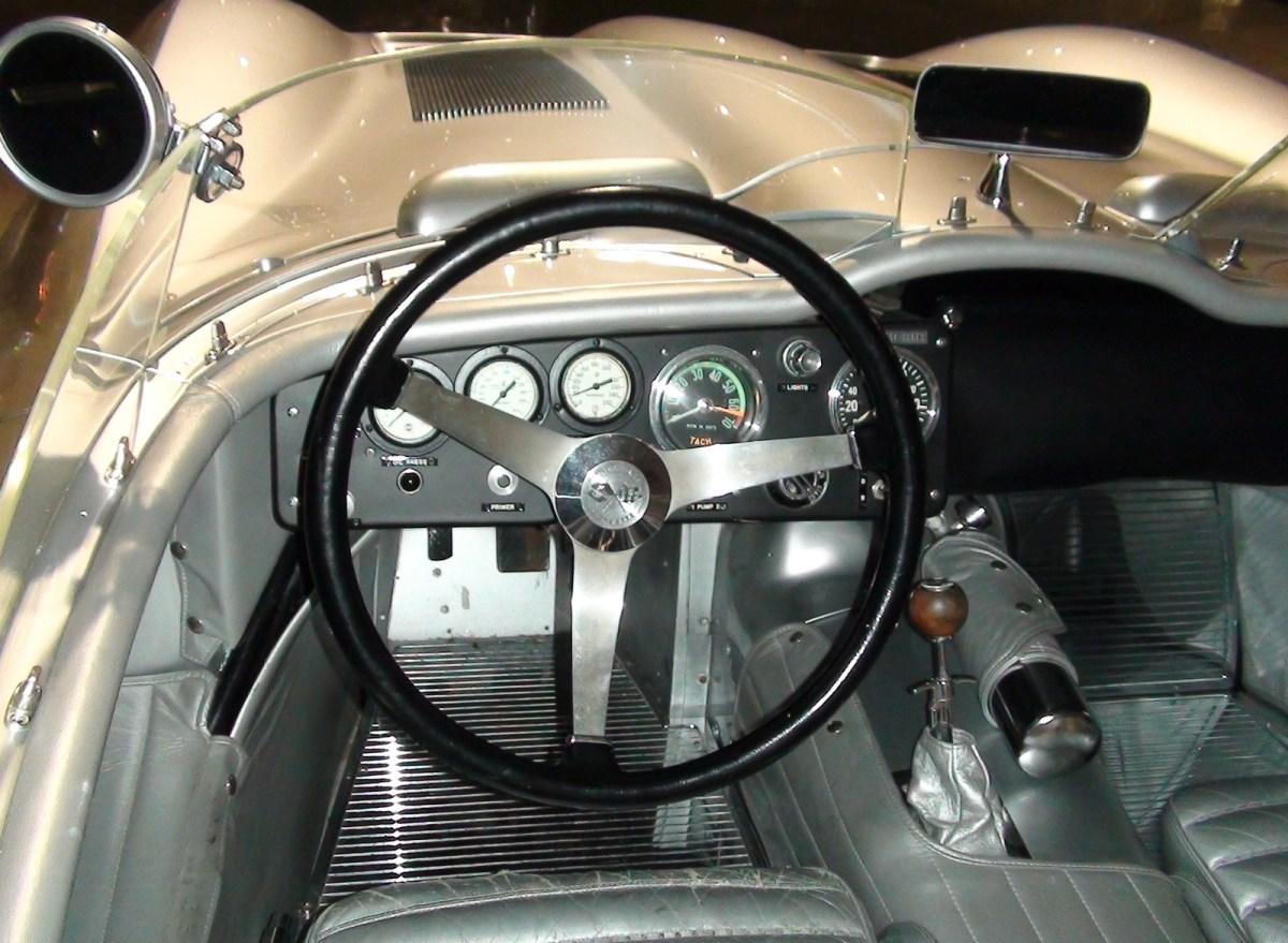 1959 prototype interior
