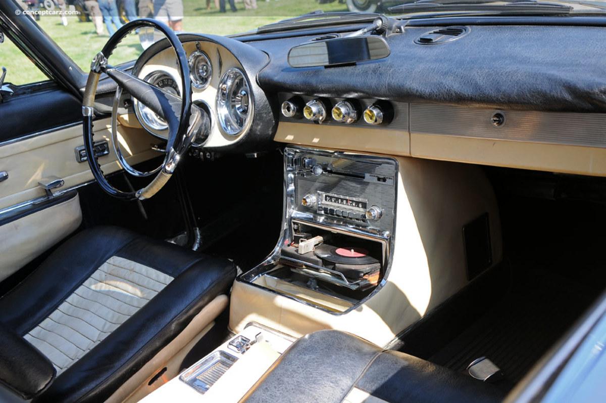 Dual-Ghia Interior
