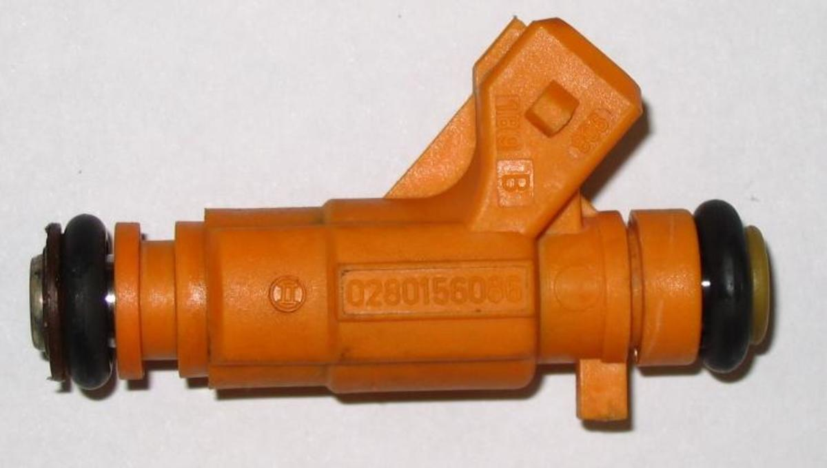 A bad cold-start injector will cause a rough idle on a cold engine.