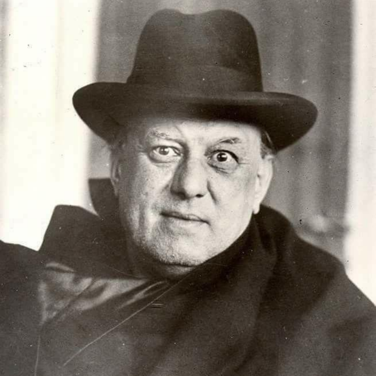 Aleister Crowley, 1929