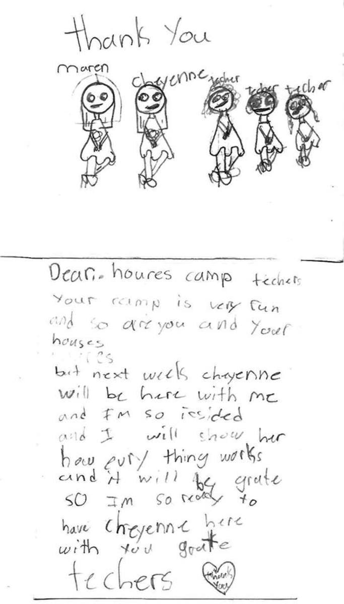 Whether it be letters from summer camp kid, happy customers winning ribbons, if you set your mind to it you will find your way in the horse world as long as you are willing to work for it!