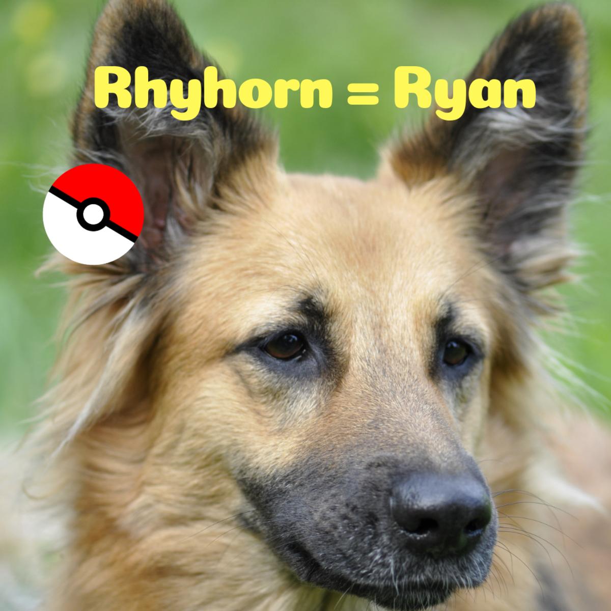 Is he a Ryan?