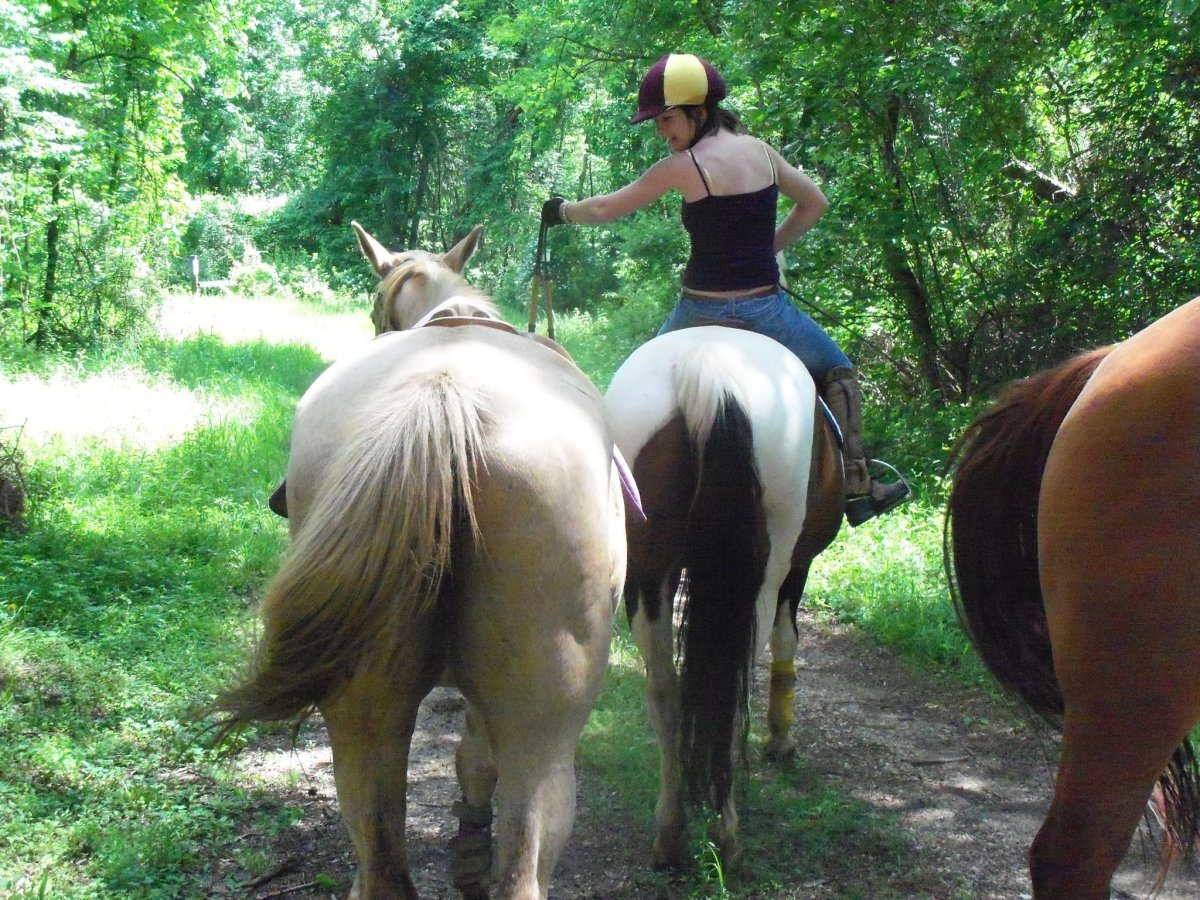 We don't want to end up with any empty saddles this spring!
