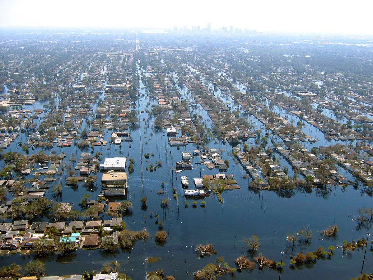 Flooding can be devastating to entire communities, and is often accompanied by other severe weather events.