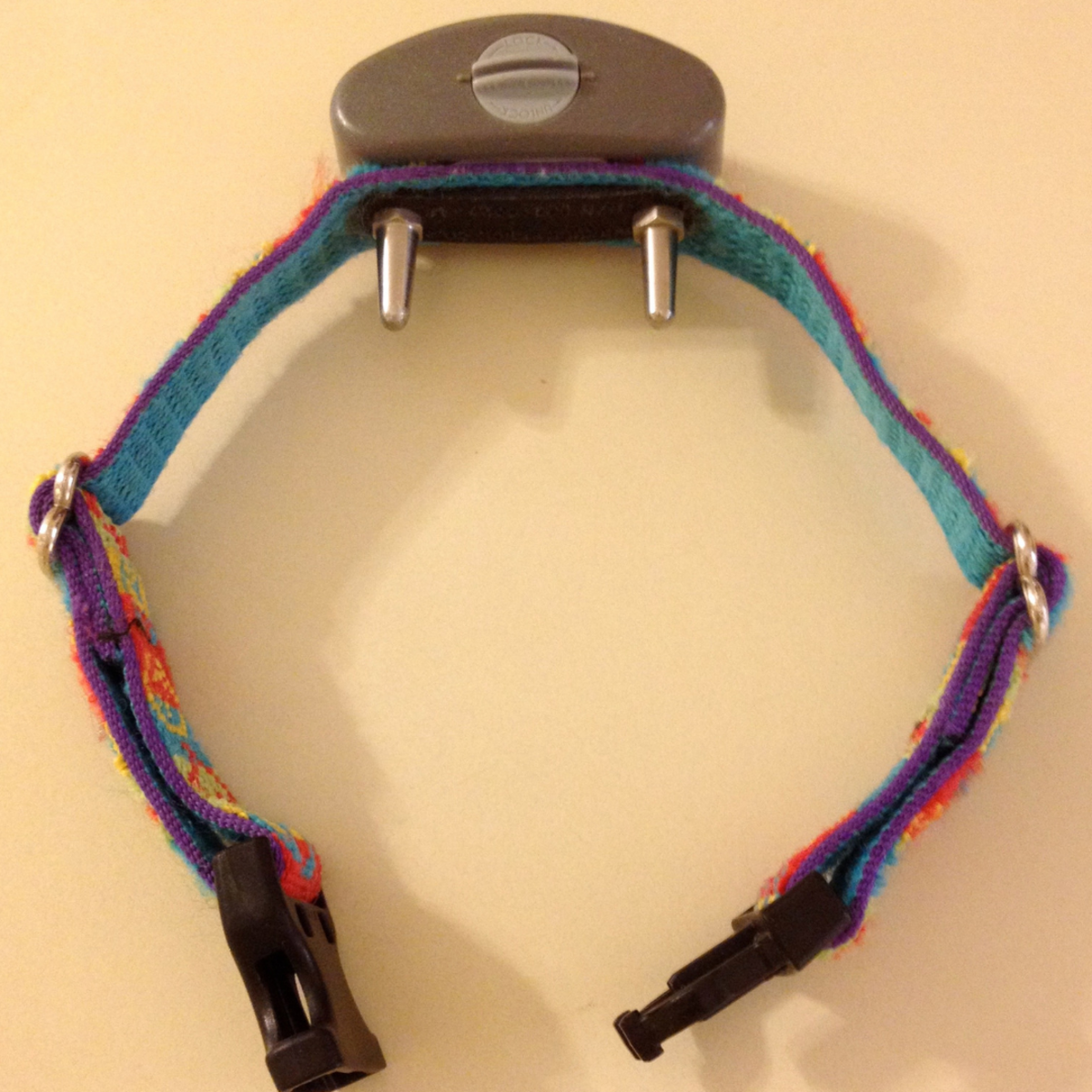 Shock collars are used to modify behavior and for containment.