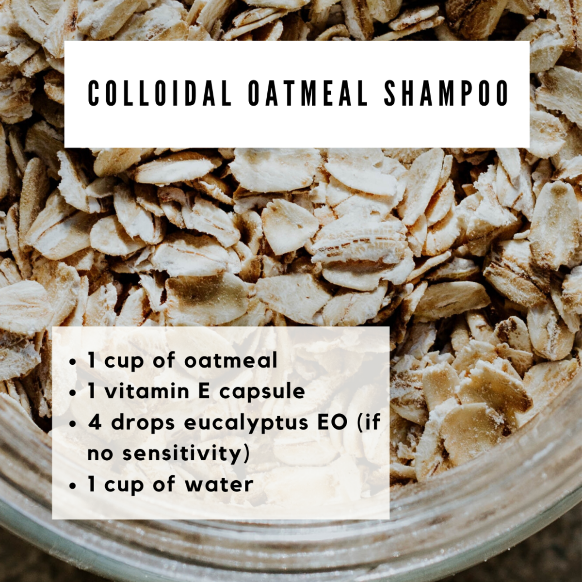 How to Make a Colloidal Oatmeal Shampoo for Your Dog