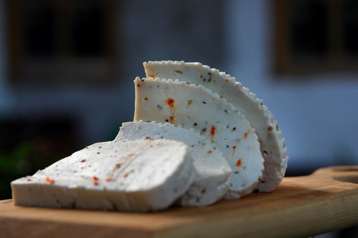 The popularity of goat milk products such as cheese, butter, yoghurt, and kefir is increasing every day.