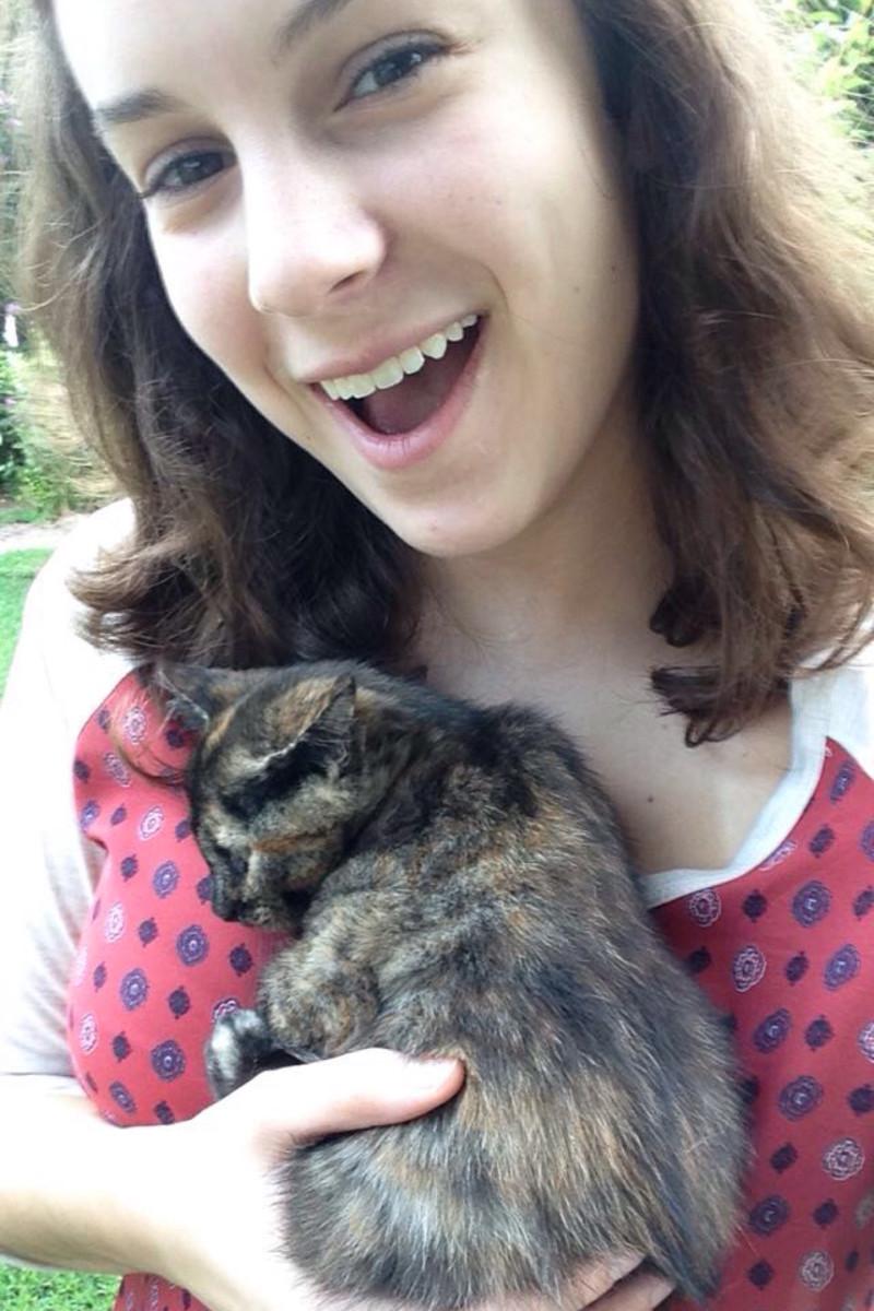 Cats are purr-fect companions.