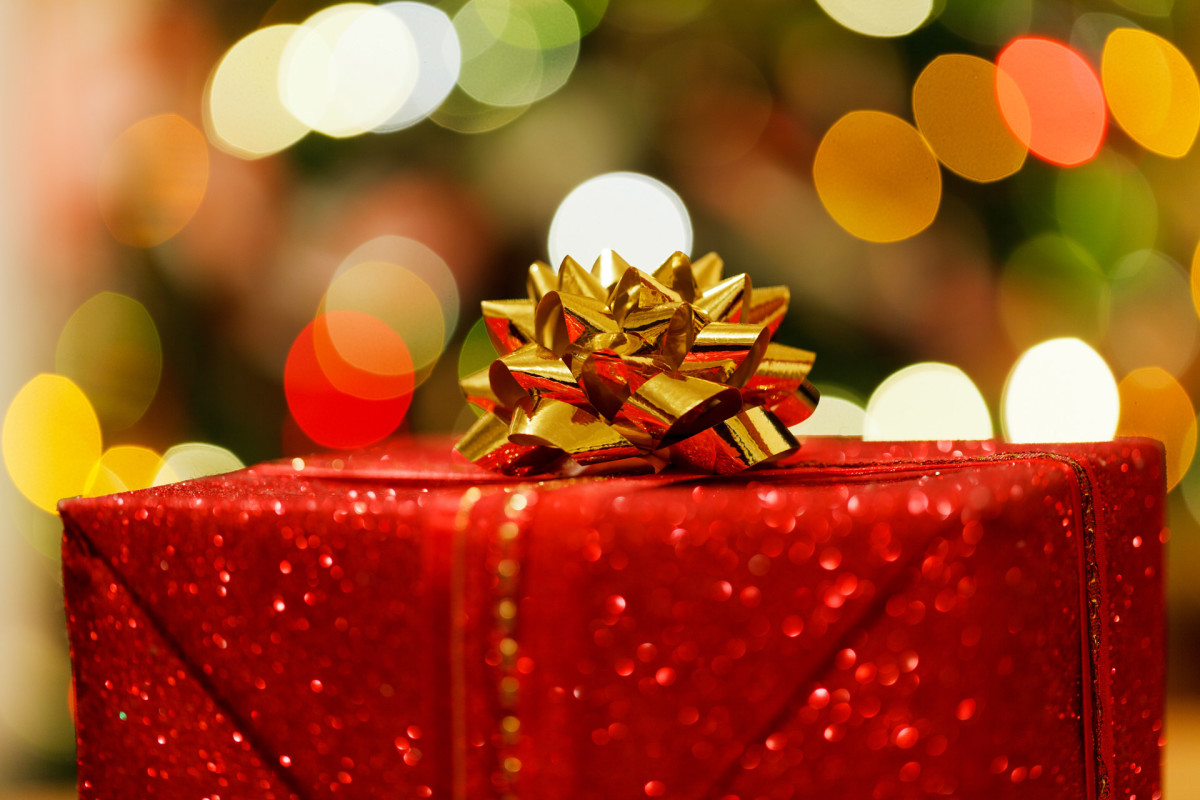 Gifts containing batteries or chocolate can present a danger to dogs