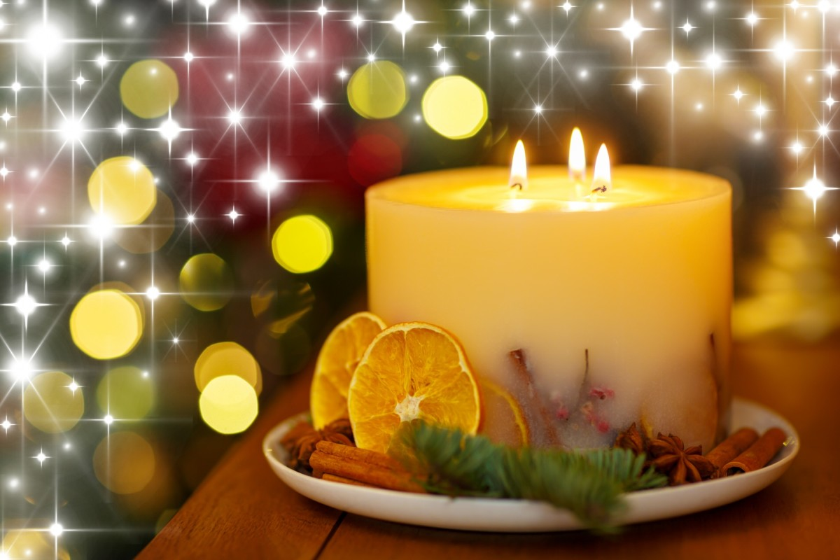 Christmas candles can be full of chemicals toxic to people and dogs