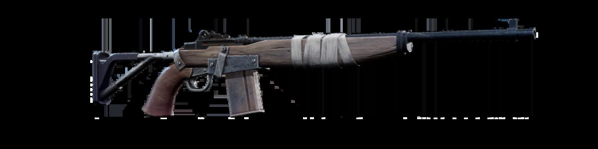 The Assault Rifle Long Gun