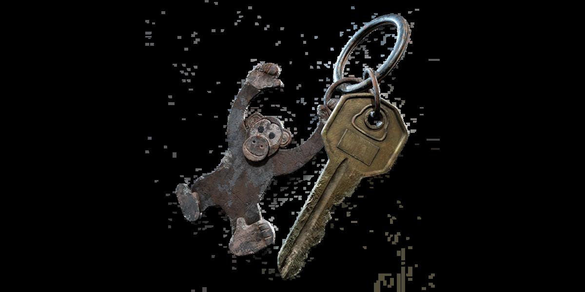 The Monkey Key
