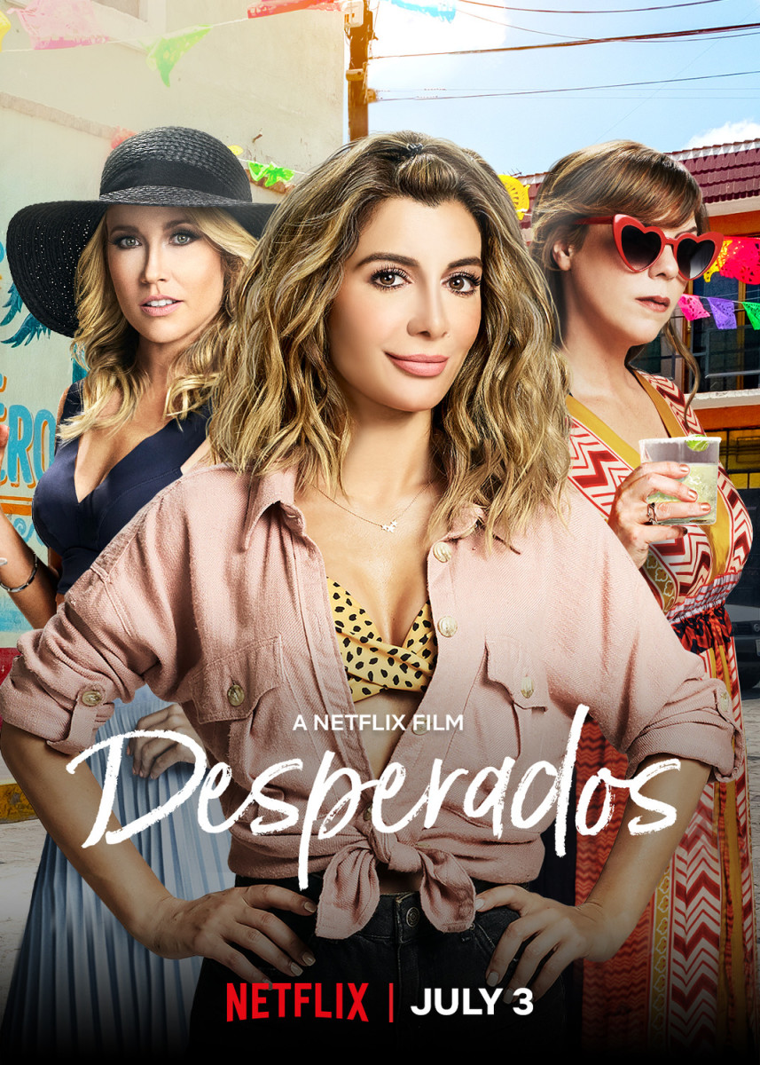 "Movie Review: ""Desperados"""