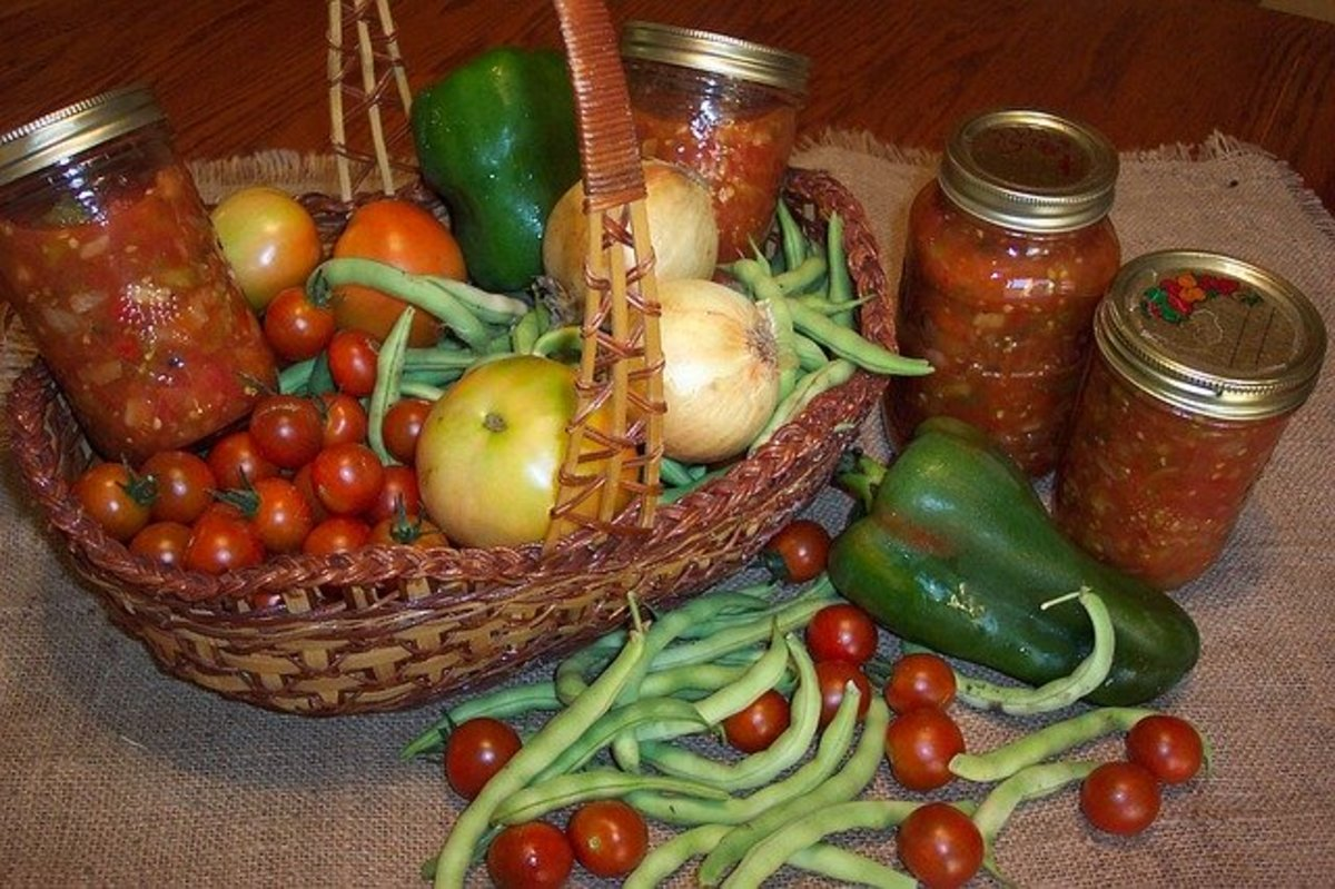 This article will provide some guidance on how to start canning summer fruits and vegetables to last for months!