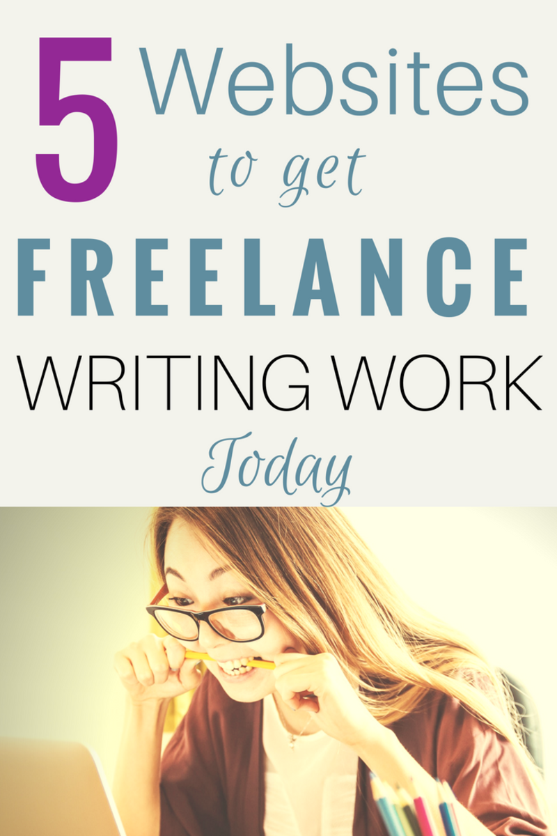 5 Best Websites to Get Freelance Writing Jobs US, UK