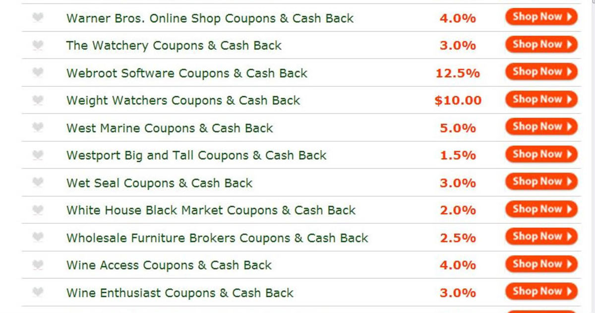 How Does Ebates Work?   ToughNickel